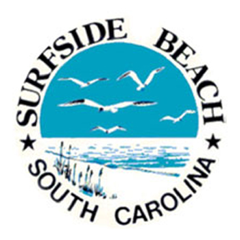 Town of Surfside Beach logo